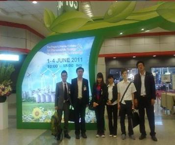 2011年泰国泵阀及能源展